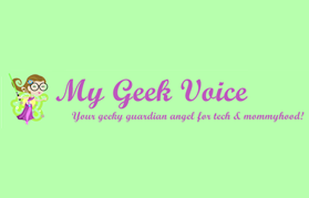 My Geek Voice